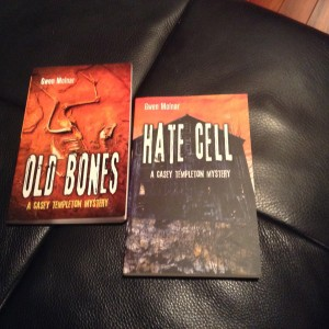 "Another highly versatile authors, Gwen Molnar's ""Casey Templeton Mysteries"" diverge widely from her previous titles. Imagine going from writing rhyming animal poetry (""Animal Rap"") and ""I Said To Sam"" then somehow wrote a YA novel called ""Hate Cell."" Wow. Just wow."