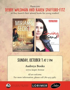 invitation to Audreys Books
