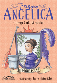 "Princess Angelica: Camp Catastrophe, featuring Angelica, aka ""Jelly"""